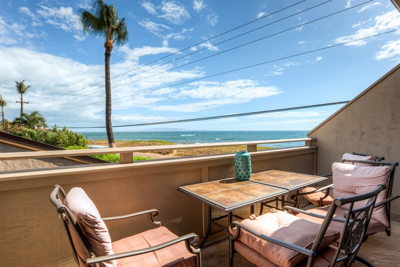 Hawaii Vacation Rental Balcony